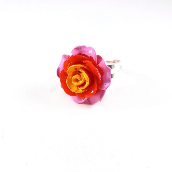 Rose Nexus Ring by Wilde Designs