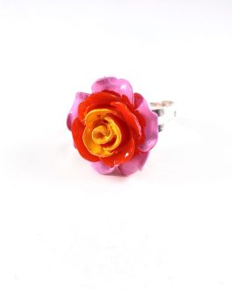 Rose Nexus Ring by Wilde Designs