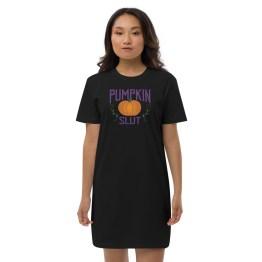 Pumpkin Slut Dress by Wilde Designs