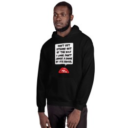 Don't Judge a Book Hoodie by Wilde Designs