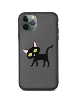 Lucky Cat Phone Case by Wilde Designs