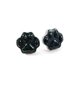 Cute Pawprint Earrings by Wilde Designs