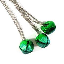 Jingle Bell Rockstar Necklaces by Wilde Designs