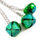 Jingle Bell Rockstar Necklaces by Wilde Designs