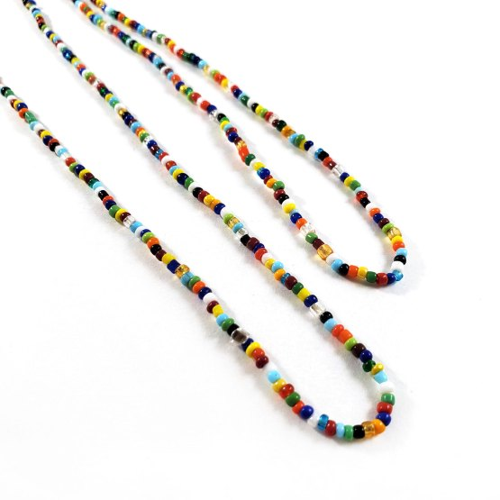 Rainbow Choker Necklace Set by Wilde Designs