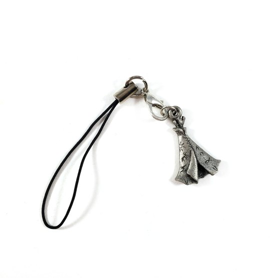Silver Tipi Charm by Wilde Designs