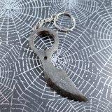 Claw Safety Keychain by Wilde Designs