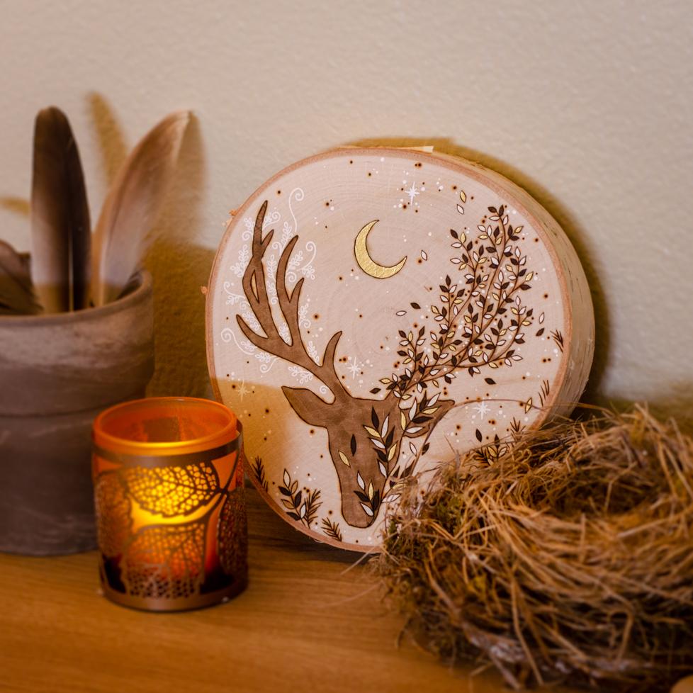 Wildera Atelier - Altar Detail
