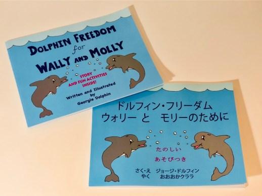 Dolphin Conservation Children's book