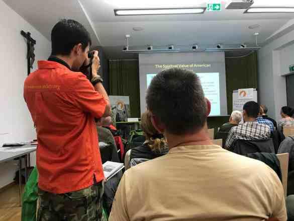 European Wilderness Academy Days 2019