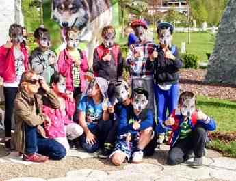 Hohe Tauern Wolf Festival School
