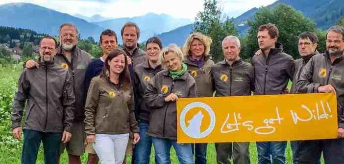 The European Wilderness Society Team