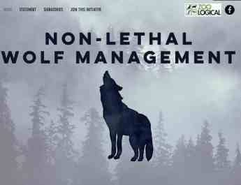 Initiative for Non-Lethal Wolf Management