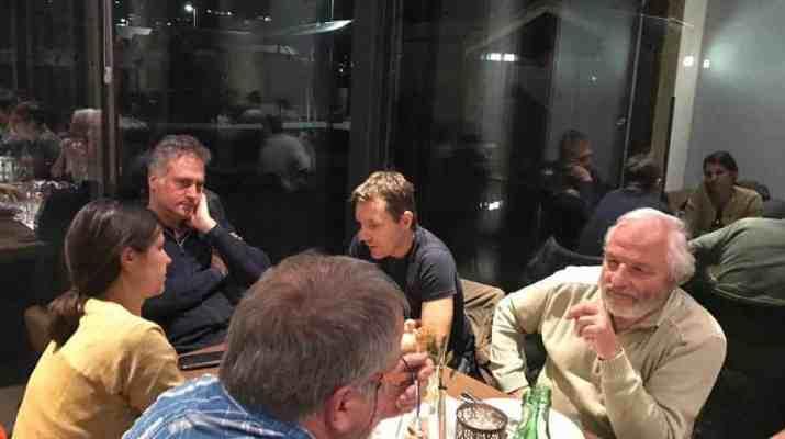 Meeting with WWF Alpine Team