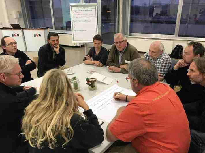 Workshop managing neophytes and invasive plants in Natura2000 wetland forests