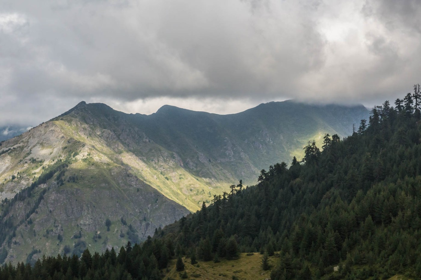 Albania, On the way from Gashit.jpg - © European Wilderness Society CC BY-NC-ND 4.0