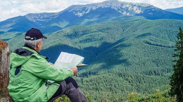 Potential Maramarosh Wilderness in Ukraine