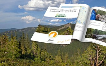 European Wilderness Quality Standard Gorgany Quick-Audit
