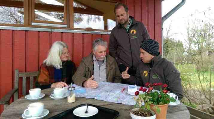 Wilderness in Schleswig Holstein