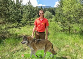 European Wilderness Society expands with Dutch biologist Nick Huisman