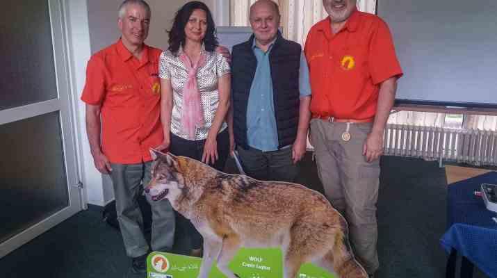 European Wilderness Society Team meeting Slovakia