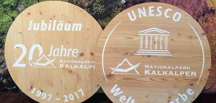 Kalkalpen National Park celebrates 20th anniversary!
