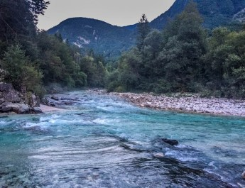 WILDRiver Soca Slovenia