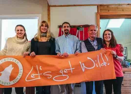 European Wilderness Society meets the WILD Foundation