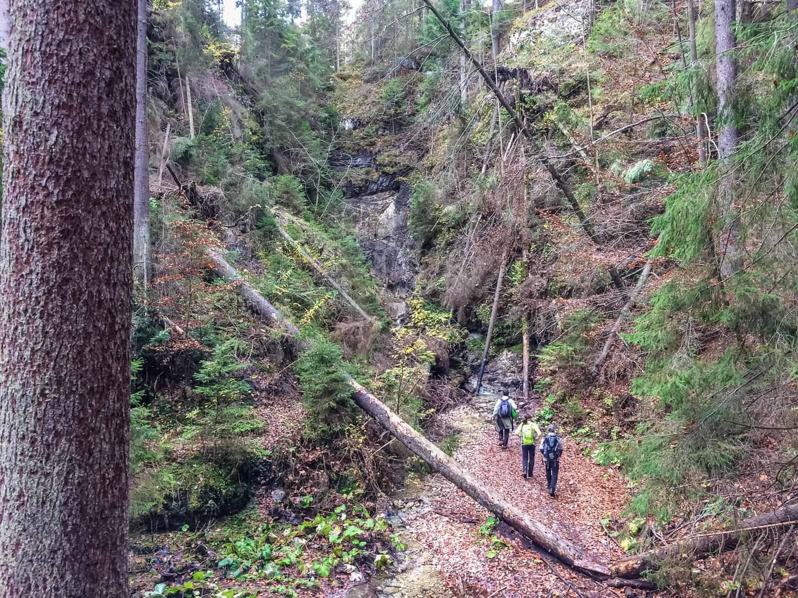 Tourism Slovenský raj National Park