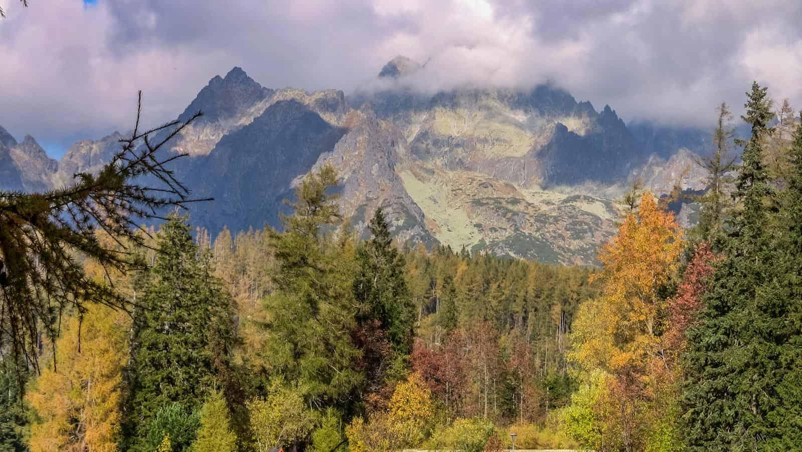 Strbske Pleso -Tatra National Park © All rights reserved