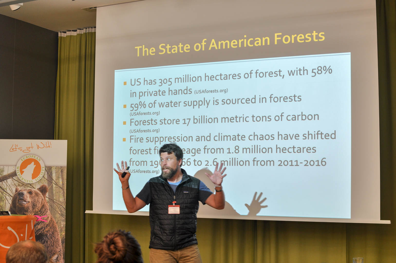 European Wilderness Academy Days 2019 © Copyright