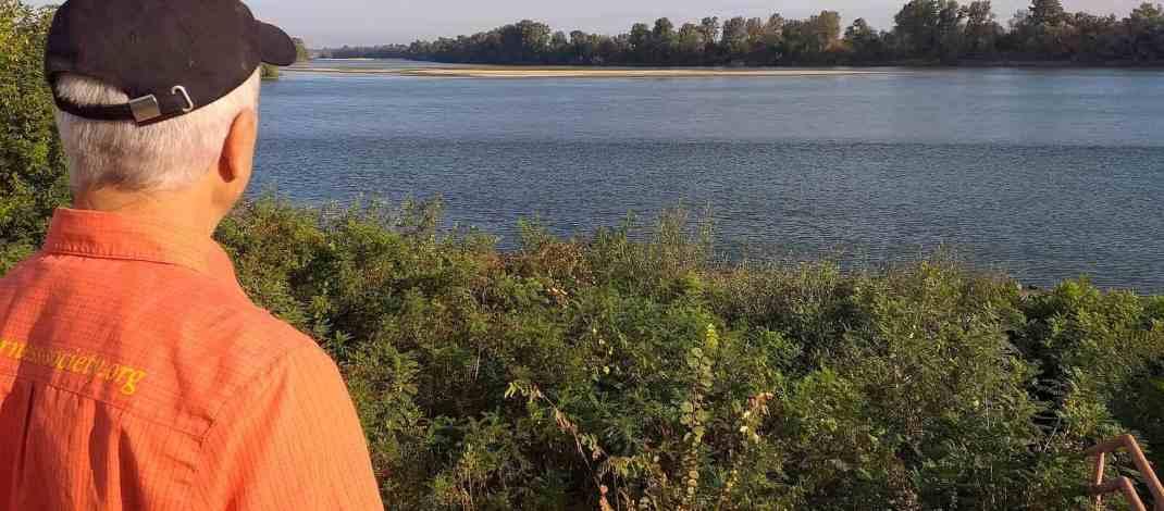 Pristine WILDIslands on the Danube