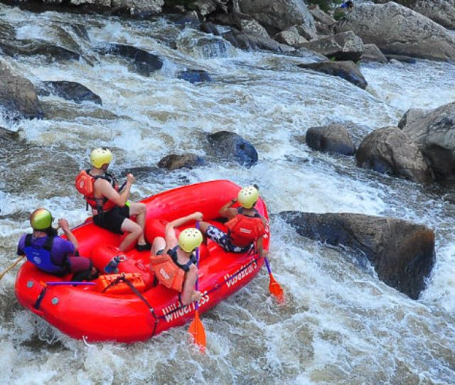 Upper Yough Whitewater Rafting