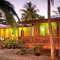 lodge at Southwest Caye