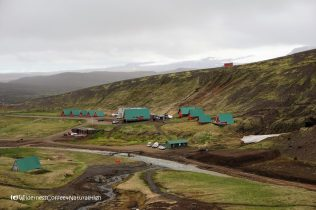 Kerlingarfjöll mountain hut & cabins, Kjölur road, Iceland