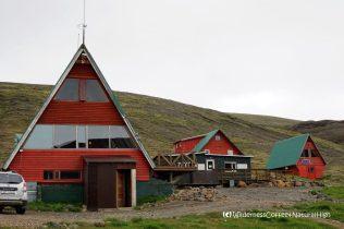 Kerlingarfjöll cabins, Kjölur road, Iceland