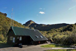 Básar hut, Þórsmörk, Iceland