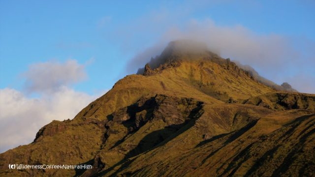 Útigönguhöfði, hiking trail, Þórsmörk, Iceland