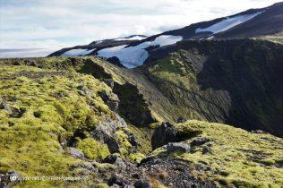 Morinsheiði, hiking trail, Þórsmörk, Iceland