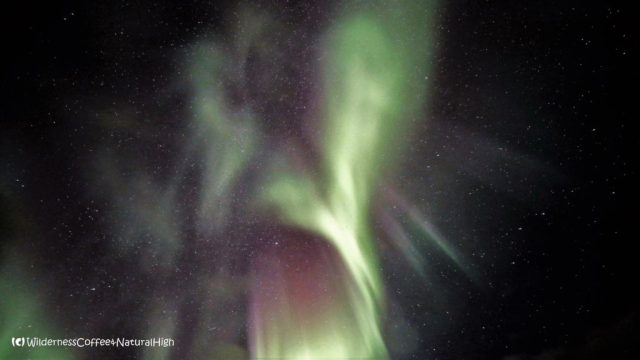 Heart-shaped northern lights, popular stories, Iceland