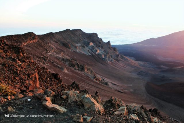 Mount Haleakala, epic wilderness nature, Maui, Hawaii