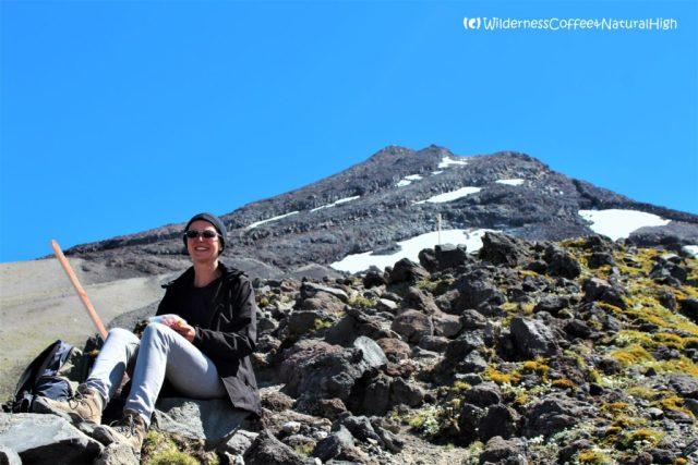 Natural high! Mount Taranaki, North Island, New Zealand