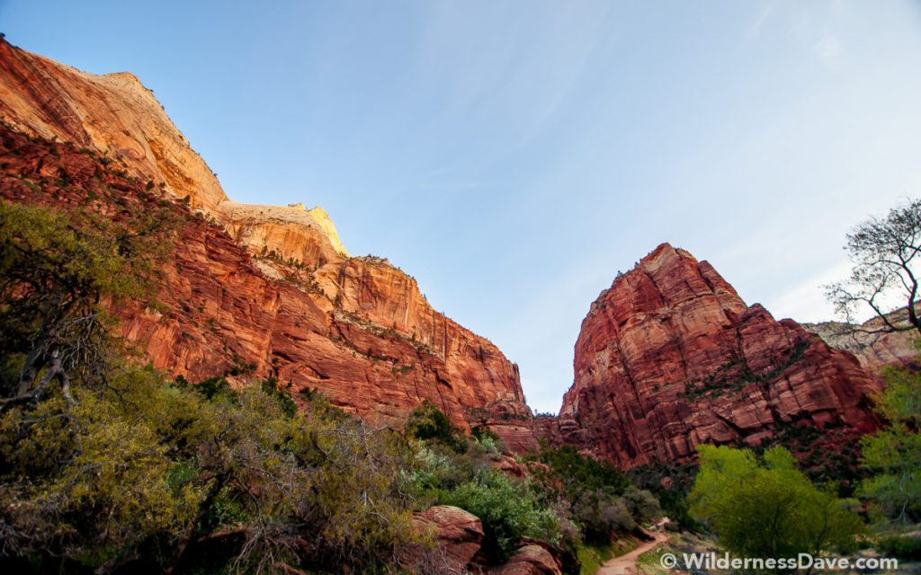 Angel's Landing hike-1