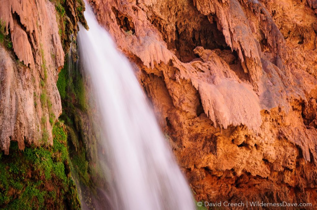 Mooney Falls Havasupai Hike