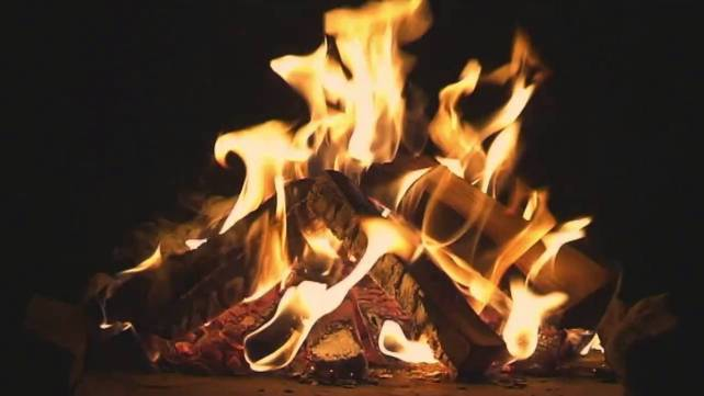 The Corporate Camp Fire, fanning the flames of productivity