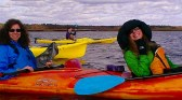Kayaking Merrimack River