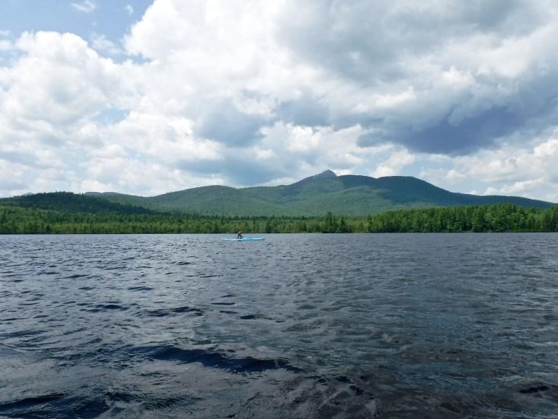 kayaking-chocorua-lake