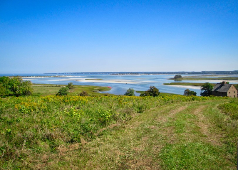 Kayaking-to-Choate-Island-For-Magnificent-Views