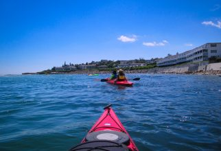 Kayaking-Ogunquit-River