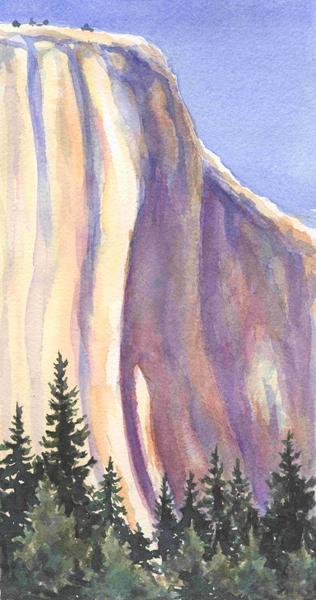 El Capitan, Yosemite National Park, ©Heidi Skiba